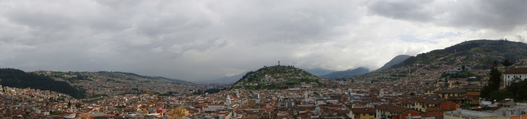 The Valley of Quito